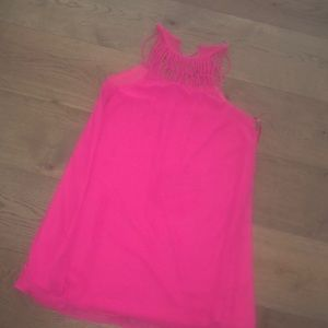 Hot Pink Lulus Dress